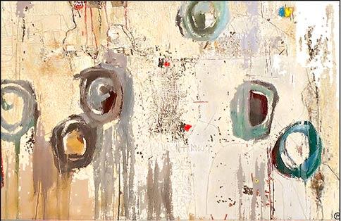 Super Malerei, Gemälde, Leinwandbilder, Kunst &ZA_42